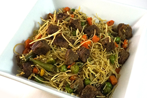 beef rice noodles