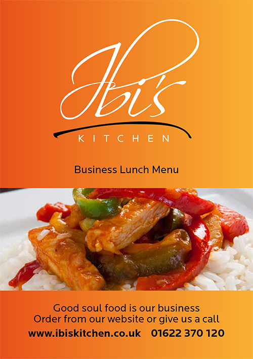Ibis Kitchen Menu-1